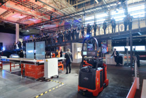 Logistics BusinessThird 'World of Material Handling' Event Opens in Mannheim