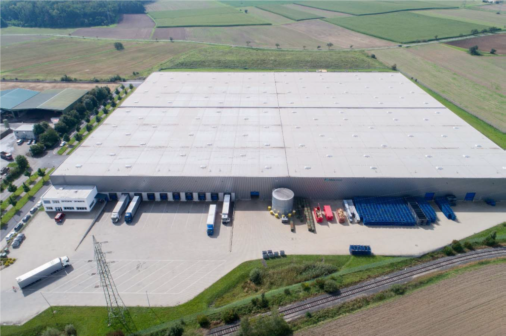 Logistics BusinessPrologis Completes Sale of Five Assets in Germany