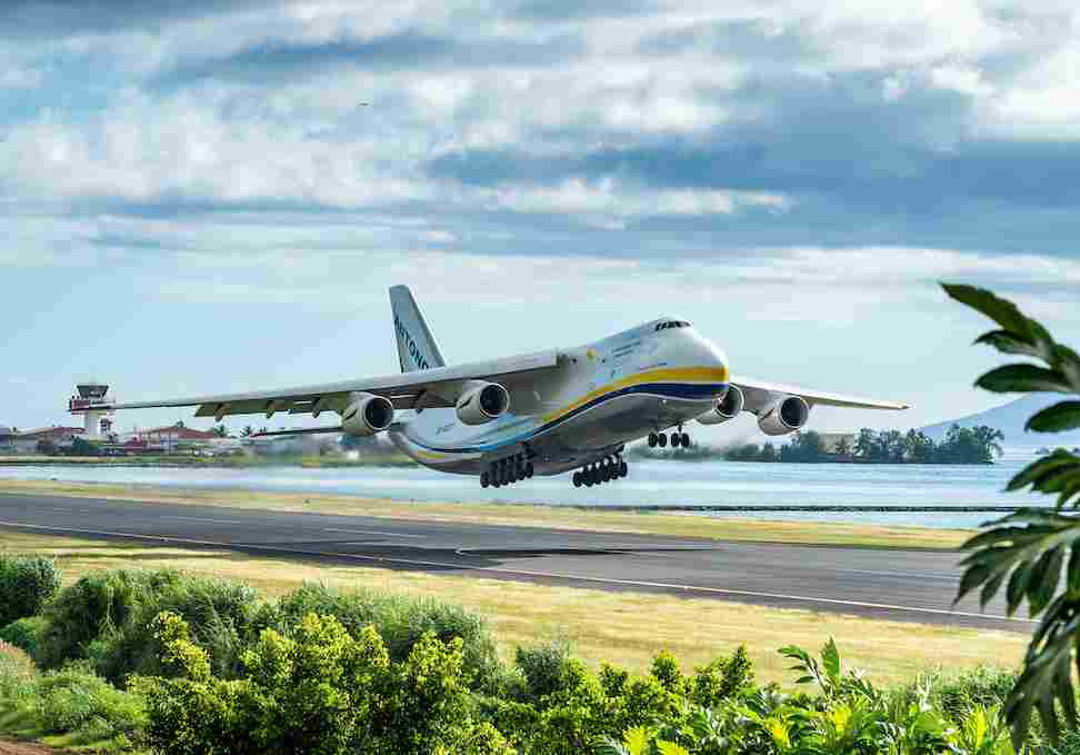 Logistics BusinessSoaring Revenues Claimed by Stansted-based Ukraine Air Cargo Firm
