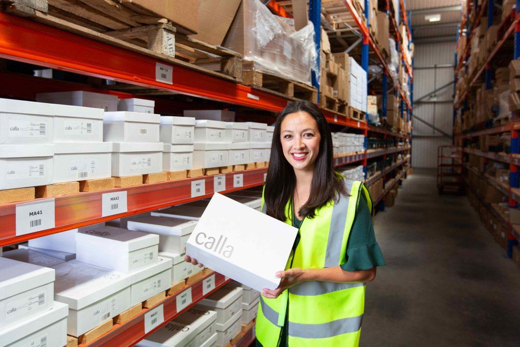 Logistics BusinessWhite Glove Fulfilment Partner Perfect Fit for Shoe Retailer