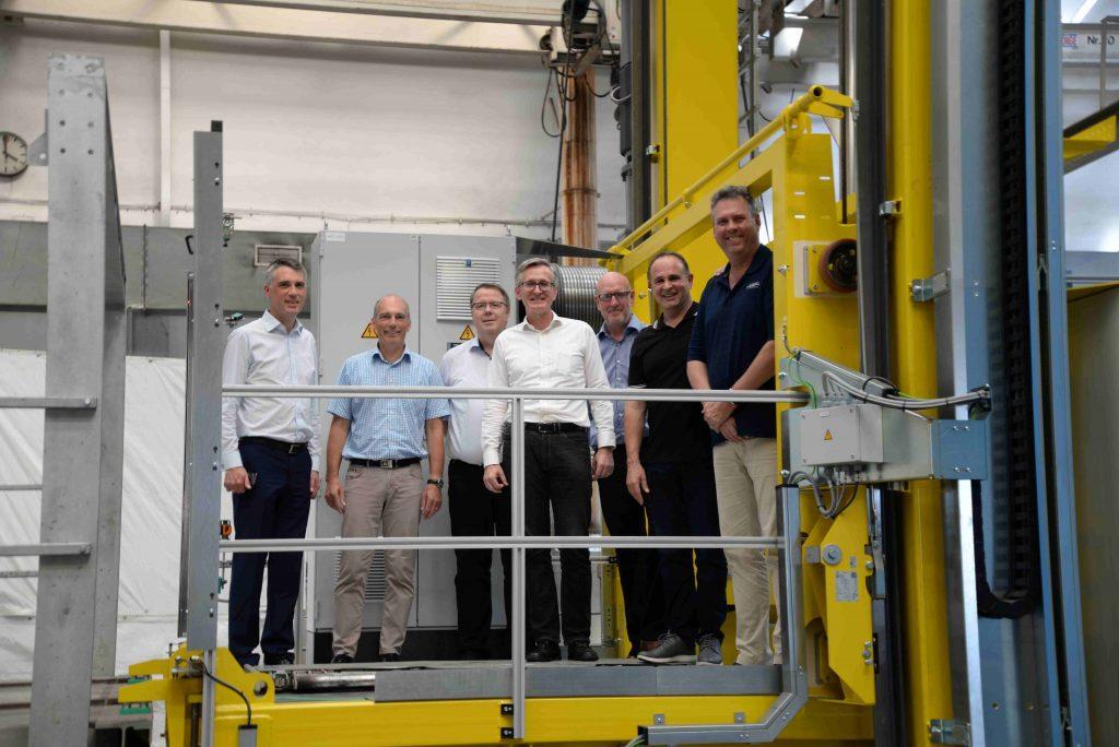 Logistics BusinessLödige Automated Parking System Set for Sydney Project