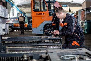 Logistics BusinessHubtex Offers Factory Refurbished Forklifts