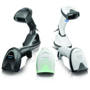 """Logistics BusinessLatest Datalogic Scanner Set for """"Excellence in Retail Ops and IT"""""""