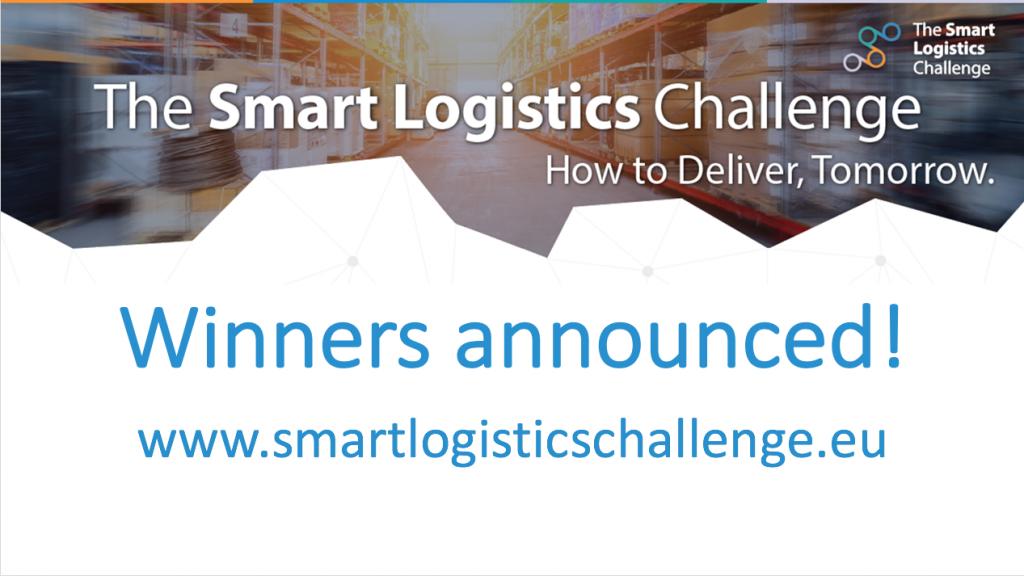 Logistics BusinessSmart Logistics Challenge Winners Announced
