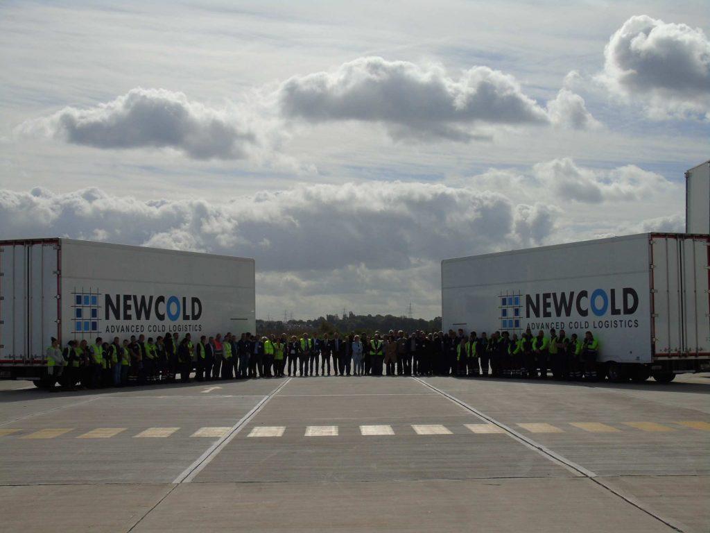 """Logistics BusinessUK's """"Biggest Deepfreeze"""" Opens in Wakefield"""