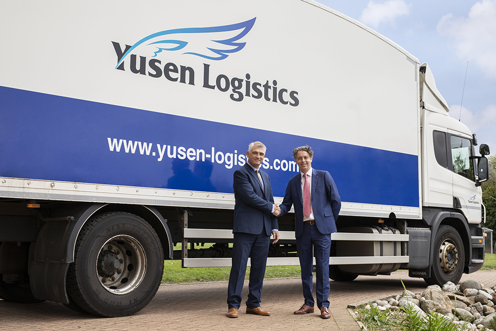 Appliance Maker Smeg Awards UK Contract to Yusen Logistics
