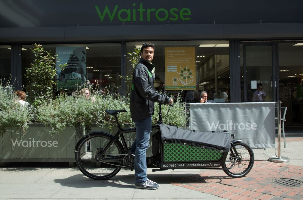 Logistics BusinessGrocery Two-Hour Delivery Moves Closer with Waitrose & Partners London Trial