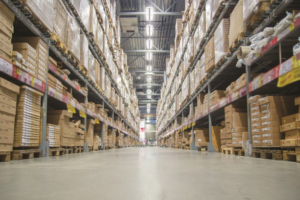 Logistics BusinessNew Lighting Options Now Available for Logistics Facilities