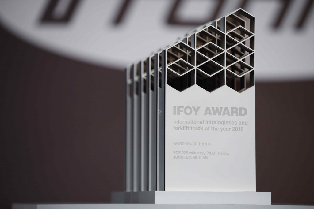 Logistics BusinessCountdown for IFOY Entry 2019 Now On
