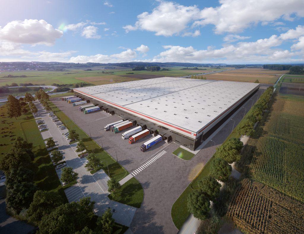 Logistics BusinessP3 Logistics Parks Lets Bavaria Site to Austrian Retailer