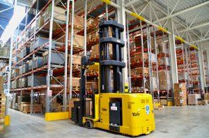 Logistics BusinessCase Study: New Forklift Generation For Poland Appliance Maker