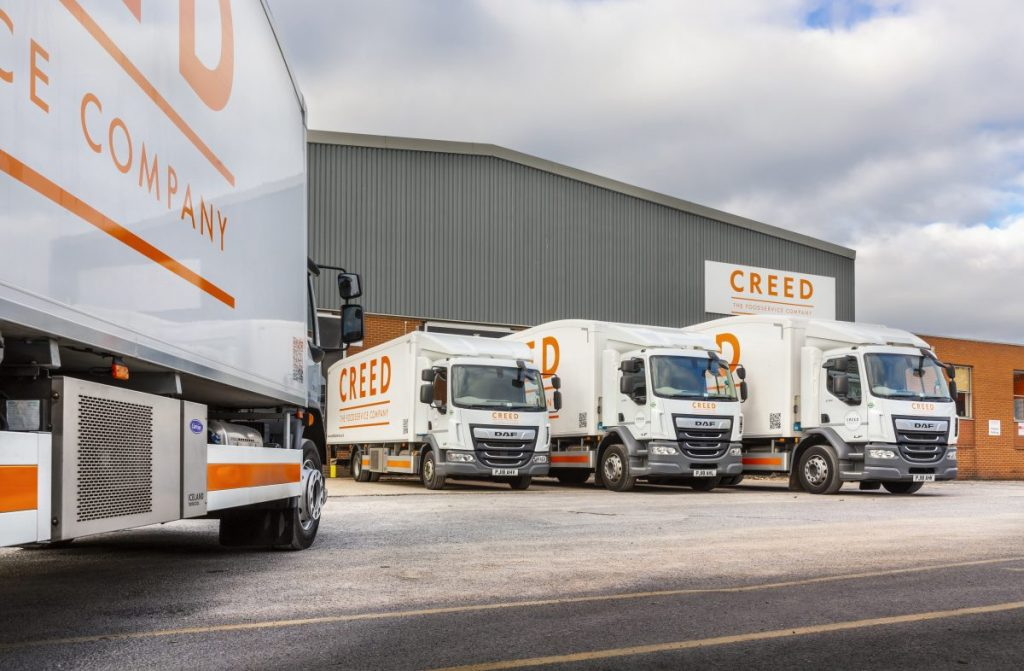 Logistics BusinessEngineless Refrigeration Systems Boost UK Food Wholesaler