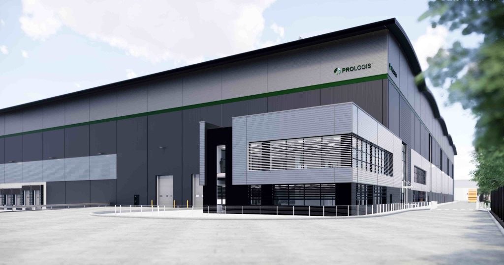 Logistics BusinessFast Planning Decision Made for Speculative DIRFT Facility