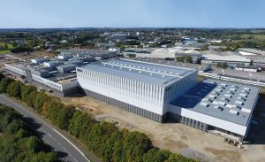 Logistics BusinessAberle Implements Sustainable Facility for Building Technology Specialist