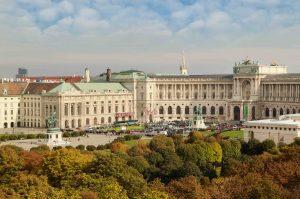 Logistics BusinessVienna's Historic Hofburg to Stage 2019 IFOY Awards Night