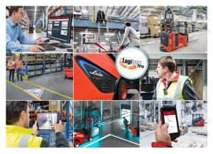 Logistics BusinessEfficiency Gains at Heart of Linde's LogiMAT Line-Up