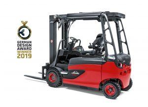 Logistics BusinessLinde Roadster Scoops German Design Award 2019