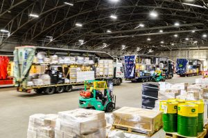 Logistics BusinessUK Pallet Networks Offer Government Emergency Supply Support