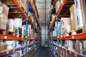 Logistics BusinessEcommerce Fulfilment Specialist on Target for Record-Breaking Year