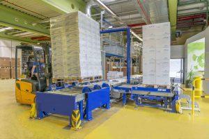 Logistics BusinessAberle Rebuilds Intralogistics For Austrian Plastics Manufacturer