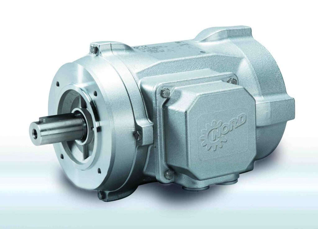 Logistics BusinessLow Power Smooth Surface Motor Meets High Hygiene Standards