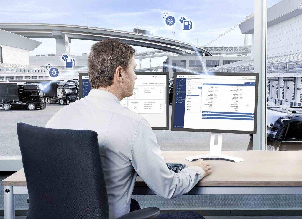 Logistics BusinessContinental Adds Geofencing and Push Functions to TMS