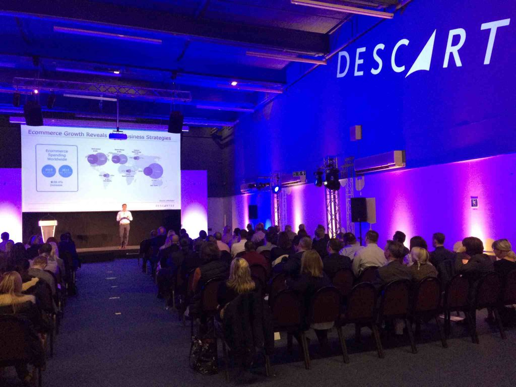 Logistics BusinessDescartes Customer and Partner Event in London