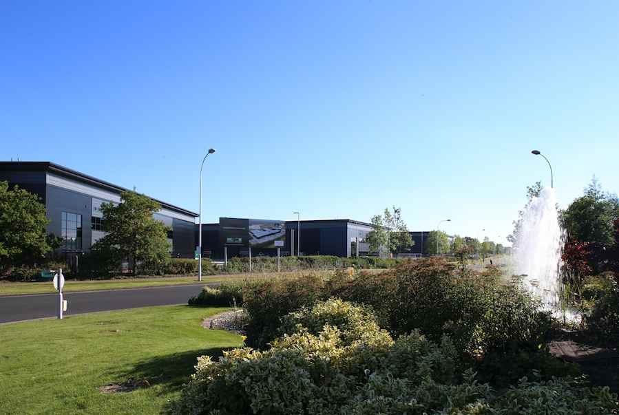 Logistics BusinessCase Study: Loading Bay Technology at High-Spec Business Park