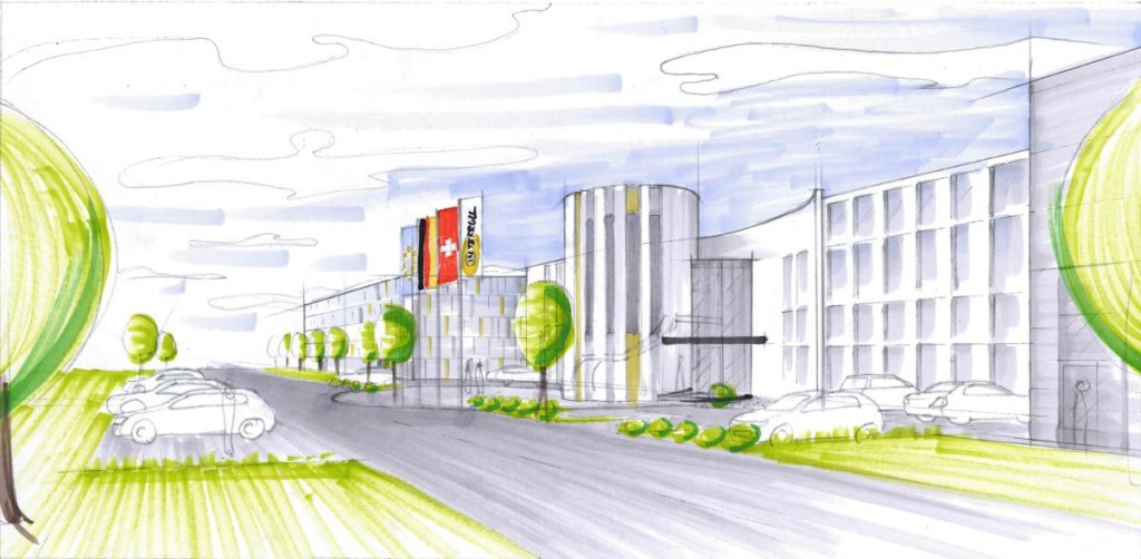 Logistics BusinessInterroll to Build New Factory at Karlsruhe to Meet Growing Demand