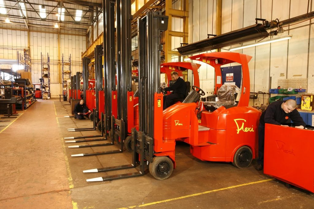 Logistics BusinessFlexi to Boost UK Production Output with Major Factory Upgrade