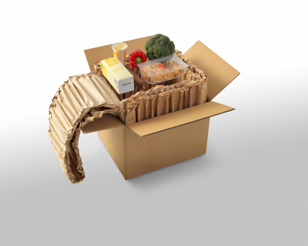 Logistics BusinessNew Thermal Packaging Solutions for E-Food