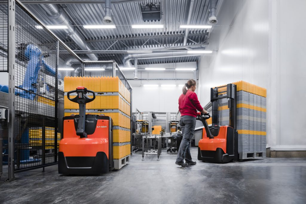 Logistics BusinessToyota Material Handling Europe Launches Fourth Sustainability Report