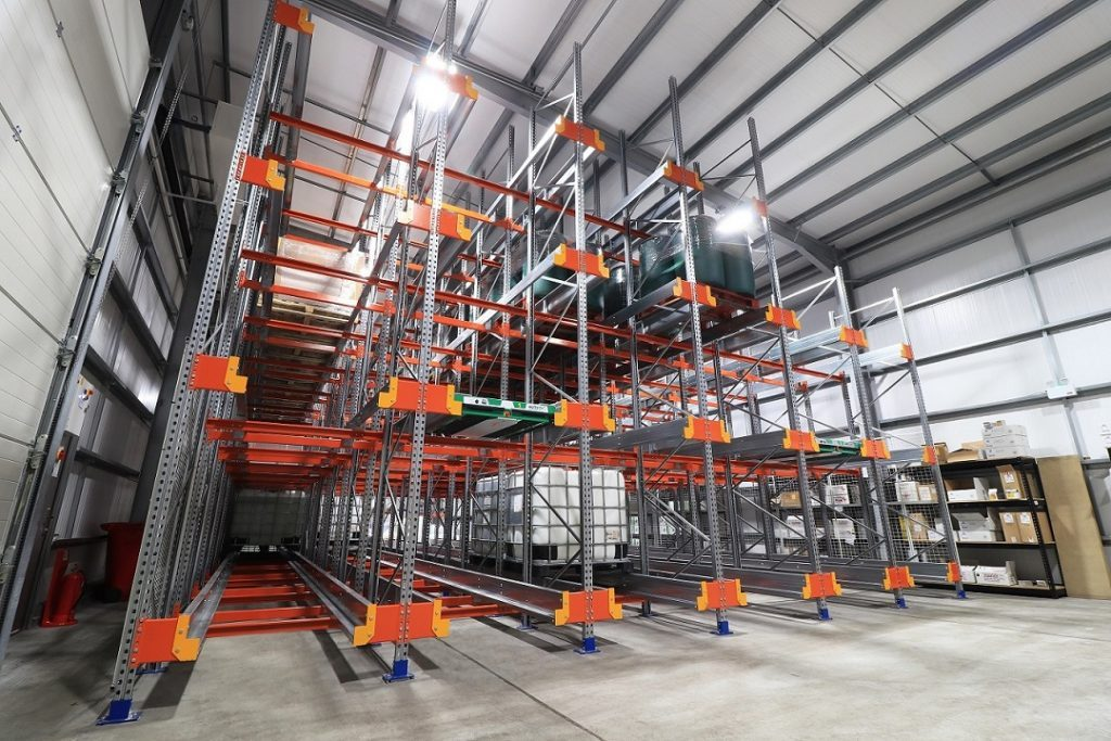Logistics BusinessCase Study: Automha Optimizes Space and Storage for UK Brewer