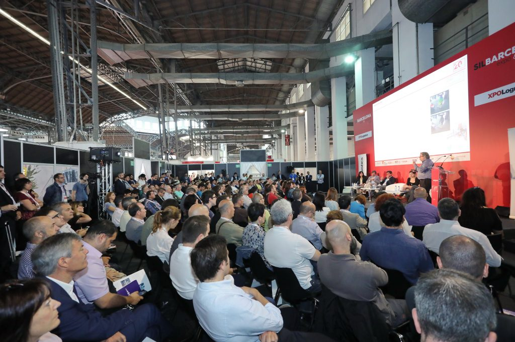 Logistics BusinessSIL 2019 InTrade Summit BCN and eDelivery Barcelona
