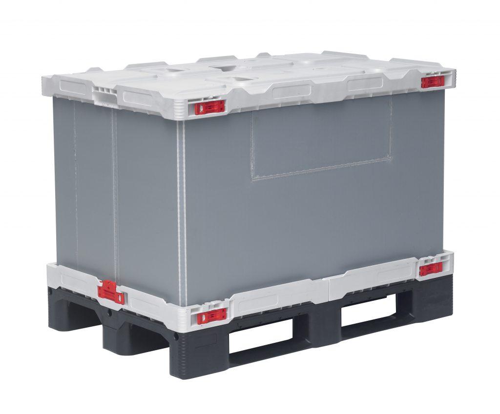 Logistics BusinessGoplasticpallets.com Launches New Multi-trip Pallet Box