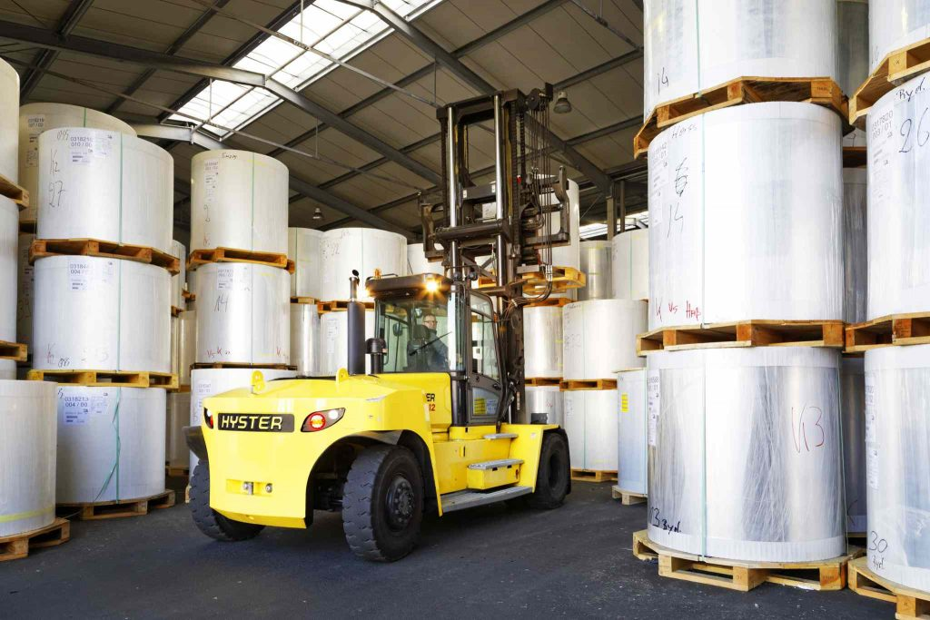 Logistics BusinessHyster Europe Looks to Boost Driver Environment in Heavy Loads Market