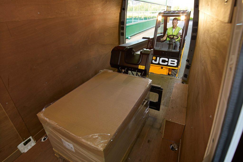 Logistics BusinessIndustry View: No More Delivery Van Floor Damage