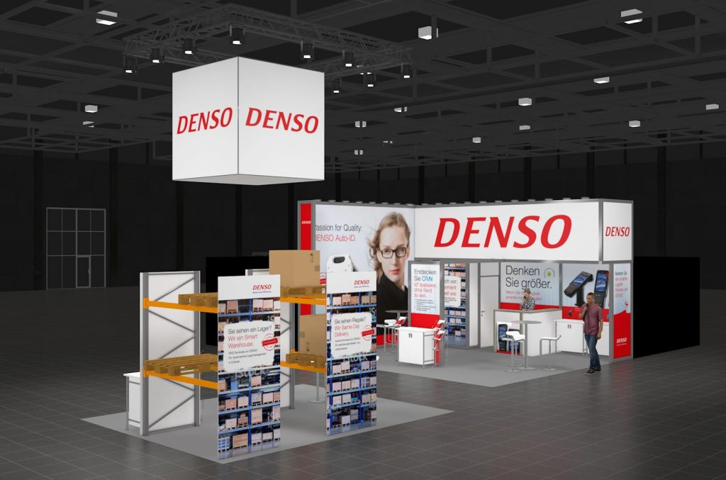 Logistics BusinessToyota's Denso to Present Handhelds with Extra-Large Screens at LogiMAT