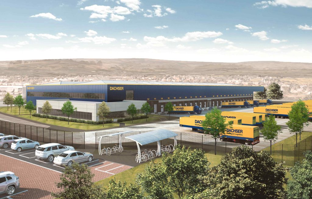Logistics BusinessDachser UK to Build €16 Million DC at Rochdale Site