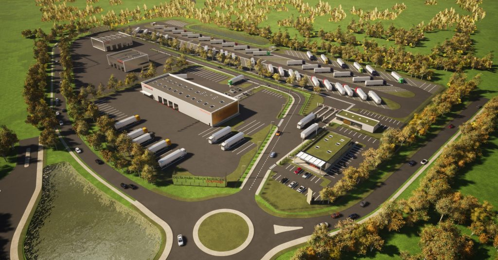 Logistics BusinessTIP Secure Parking and Maintenance Facility to Open in Northern France
