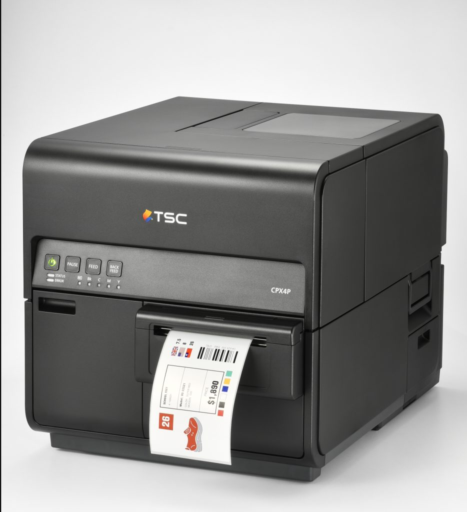 Logistics BusinessTSC Auto ID to Present First Colour Printer Series at LogiMAT