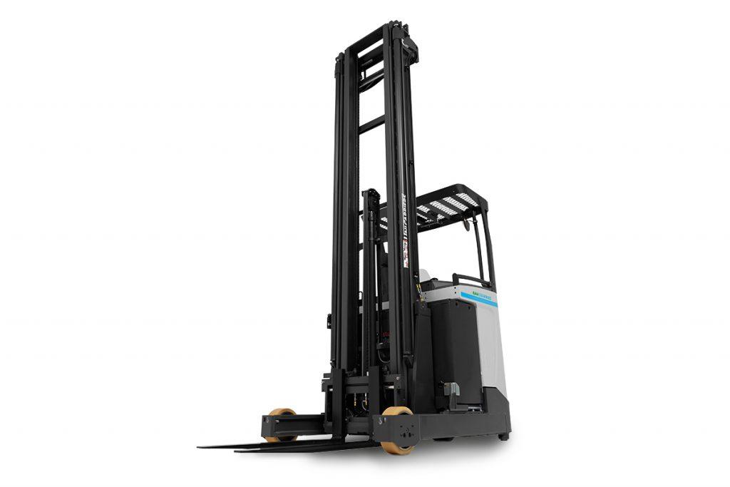 Logistics BusinessUniCarriers Stability System Speeds Up Pallet Handling