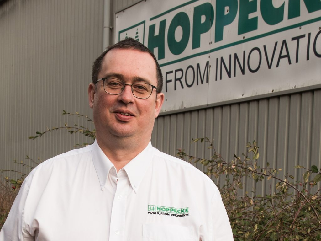 Logistics BusinessSales and Service Roles Now Closer at Hoppecke UK