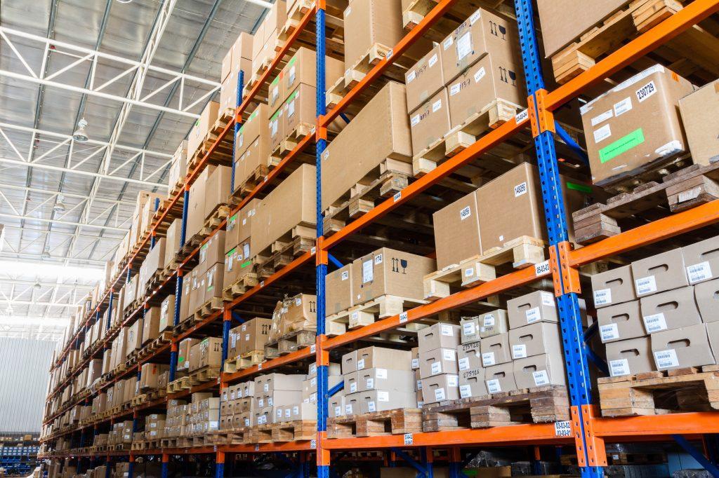Logistics BusinessParcel Shipping Diamond