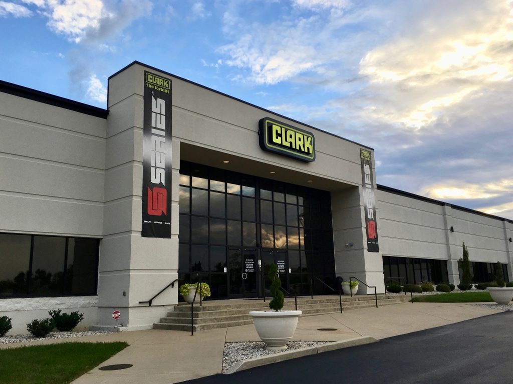 Logistics BusinessClark to Build US S-Series Models at Expanded Kentucky Plant