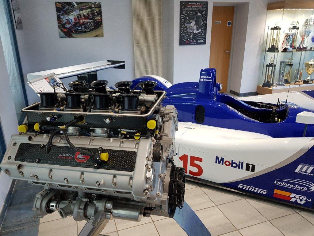 Logistics BusinessMotorsport Engine Specialist Picks Datalogic to Drive Traceability