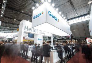 Logistics BusinessGeek+ Reveals Details of ProMAT Showcase