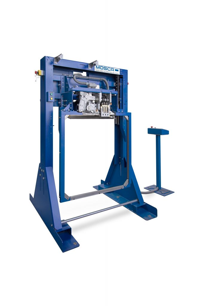 Logistics BusinessPallet Strapping Machines on Show at Bauma Construction Expo