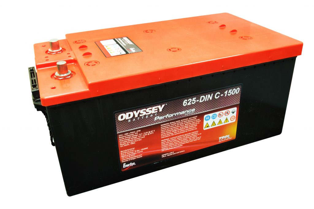 Logistics BusinessLatest EnerSys Battery to Meet Commercial Vehicle Demands