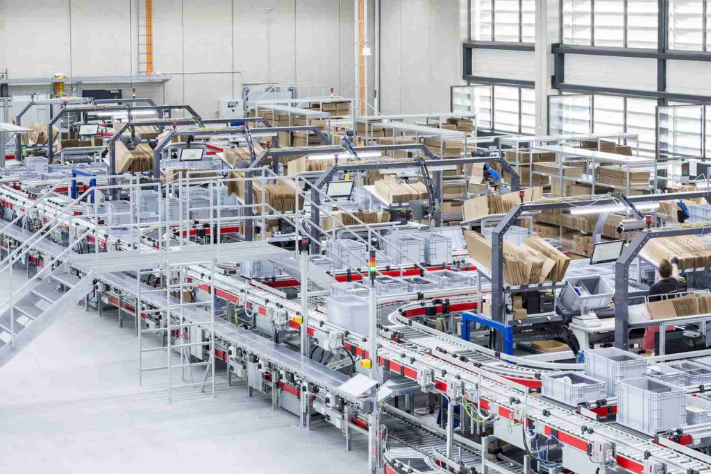 Logistics BusinessIndustry View: 10 Success Factors in Intralogistics Systems
